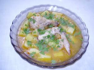 Как варить в мультиварке куриный суп