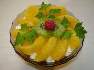 красивый праздничный салат