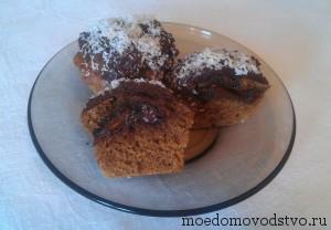 Рецепт шоколадного кекса в домашних условиях пошагово