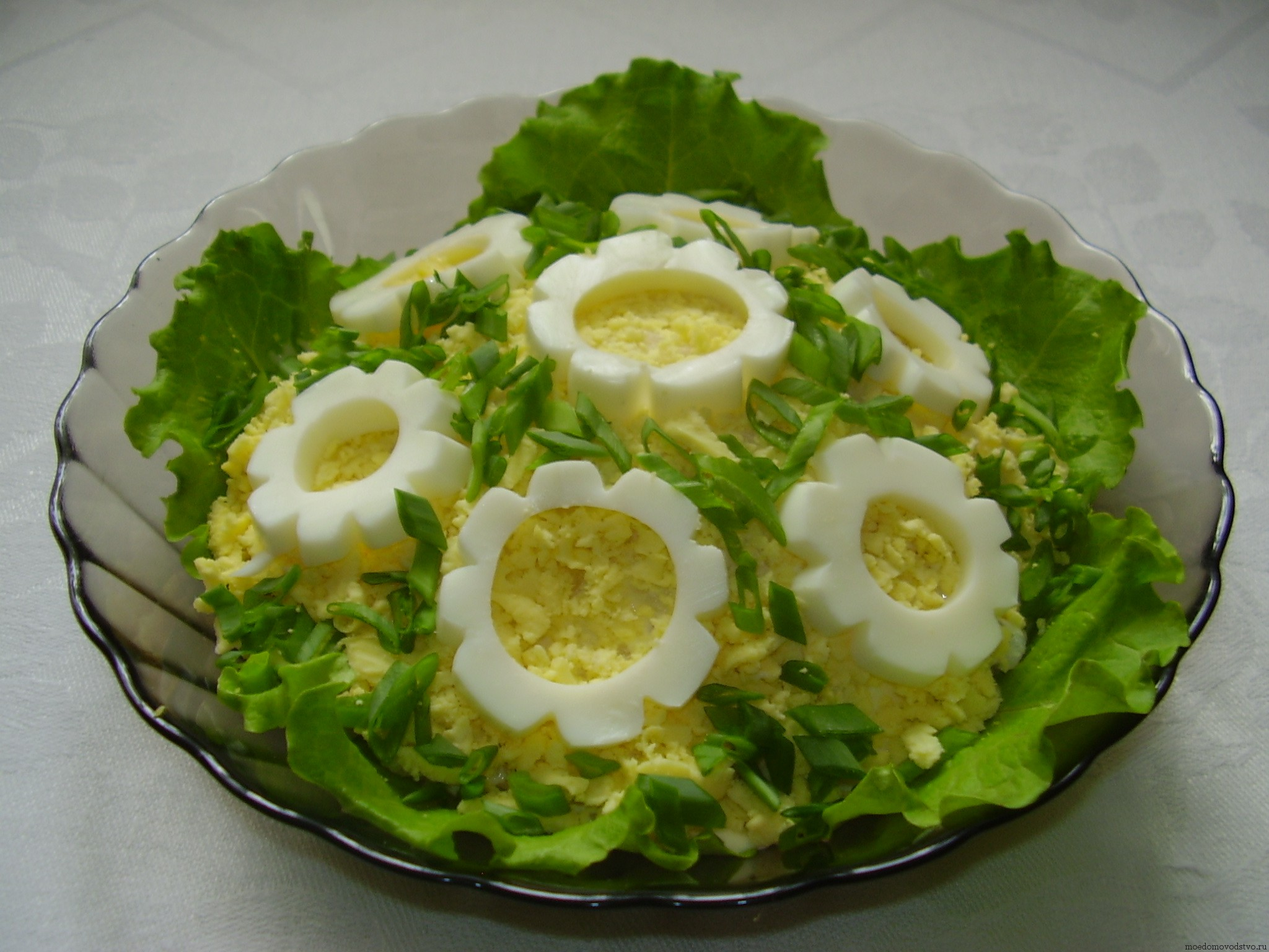 Оригинальный рецепт салат с