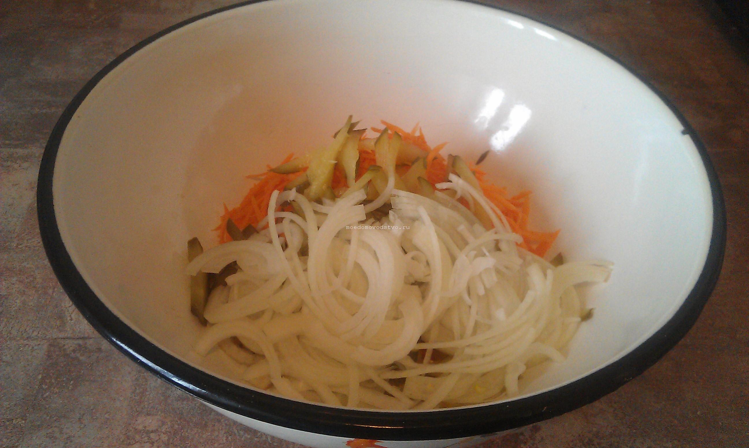 Как сделать салатную капусту 30