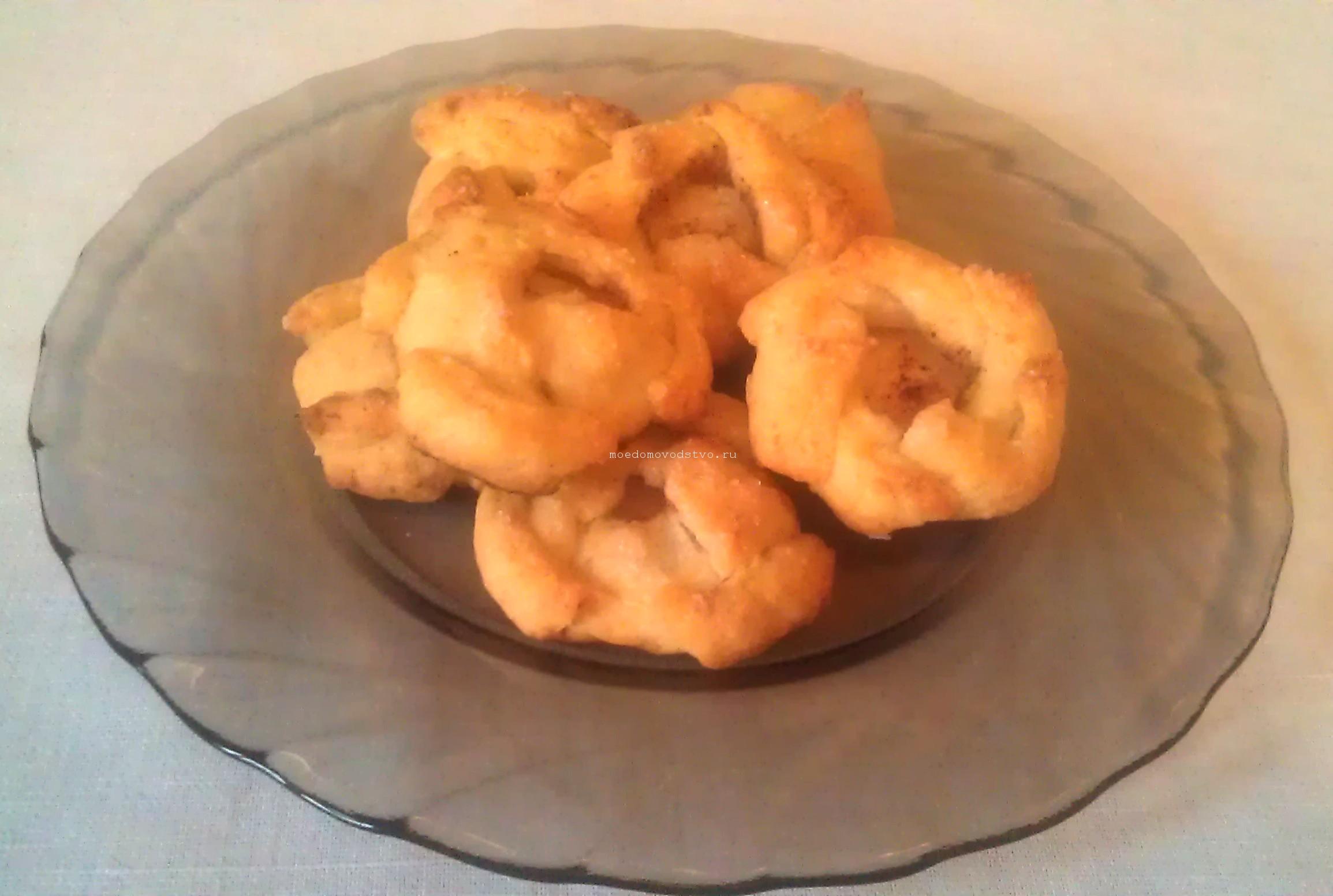 Творожное печенье простой рецепт 7 фотография