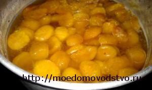абрикосовое варенье