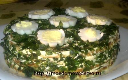 Рецепты из судака пирог