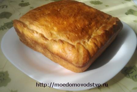 Дрожжевые пироги с картошкой