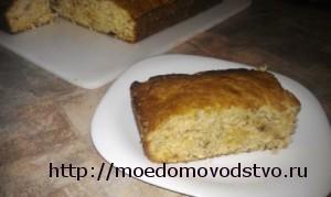 простой пирог с вареньем